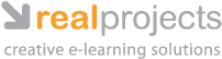realprojects - creative e-learning solutions